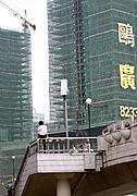 High-Rise Contruction, Shenzhen, China