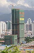High-Rise Construction in Shenzhen