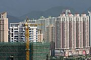 Apartment Towers and New Construction