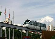 Monorail at Window of the World