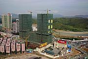 Construction in Shenzhen