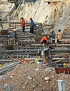 Construction Workers, Rebar