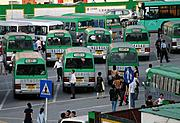 Luohu Bus Terminal, Shenzhen, China