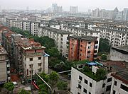 Apartment Buildings, Jinhua, China