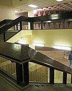 Main Stairway, South High
