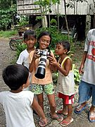 Digital Photographer in the Developing World