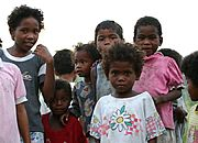 Aeta Children, the Philippines