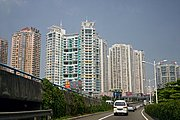 Apartment High-Rises in China
