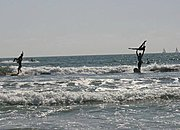 Tandem Surfing Competition