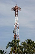 Cell Tower, the Philippines