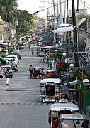 Manila Neighborhood, the Philippines