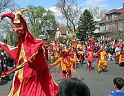 May Day Parade