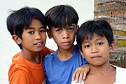 Young Filipino Kids