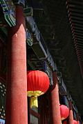 Chinese Lanterns, the Summer Palace, Beijing