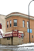 Nye's Bar, St. Anthony neighborhood, Minneapolis