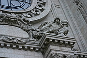 Architectural Detail, Cathedral of St. Paul