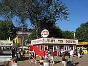 Mini-Donut Stand, Minnesota State Fair