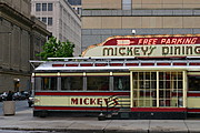 Mickey's Dining Car Restaurant in St. Paul