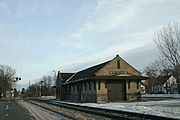 New Richmond Train Depot