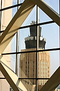 Qwest Building Tower Viewed from the Hennepin County Government Center