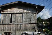 A Typical House in Northern Philippines