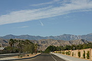 Dinah Shore Drive in Rancho Mirage