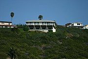 House on a Hillside, San Diego, CA
