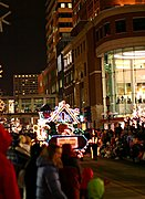 Holidazzle Parade, Nicollet Mall, Minneapolis