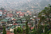 Community of Baguio City Residents in the Lowland