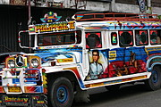 Unique Design of the Philippine Jeepney