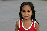 Wilma, a Filipina girl from Siteo Pader, Angeles City, Pampanga