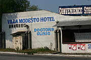 Villa Modesto Hotel, Doctors Clinic, and Convenience Store in Angeles City, Pampanga