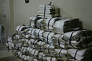 Bundles of Medical Records in Ospital ng Angeles (ONA)