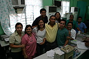 Emergency Room Staff at Angeles City Hospital, or ONA (Ospital ng Angeles)