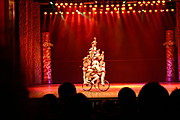 Acrobat Performance at Chaoyang Theater in Beijing