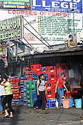 Busy Sidestreet Shop in Bacoor, Cavite
