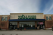 Whole Foods Market Near Lake Calhoun, Minneapolis