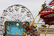Amusement Rides at the Minnesota State Fair