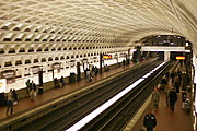 Washington, D.C. Metrorail Station, Gallery Place/Chinatown