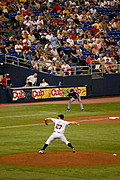 Twins Pitcher about to Let it Fly