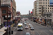 Hennepin Avenue at 7th Street, Minneapolis