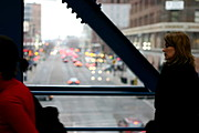 Skyway over Hennepin Avenue, Downtown Minneapolis