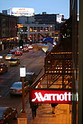 Marriott Hotel, 7th Street South, Minneapolis