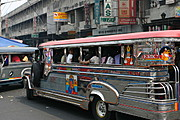 Jeepney in Divisoria