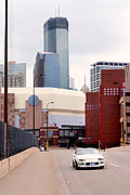 Seventh Street and the Target Center, Minneapolis, MN