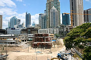 Construction, Greenbelt Two, Makati