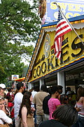 Cookie Line at the Minnesota State Fair