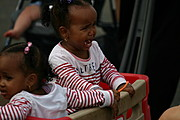 Little Girl Crying at the Minnesota State Fair