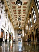 Northrop Auditorium Lobby, U of M