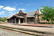 Red Wing Train Depot
